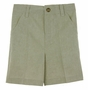 NEW Glorimont Oatmeal Linen Shorts