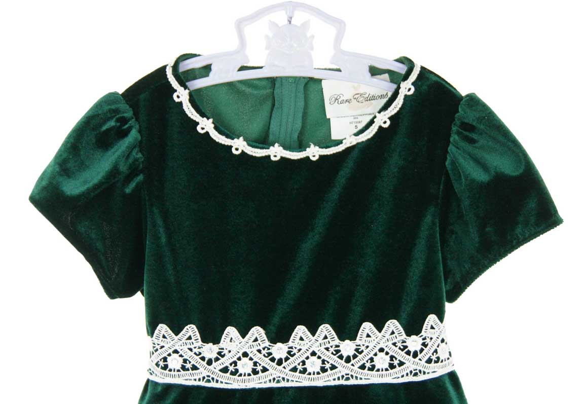 Christmas Dress Toddler