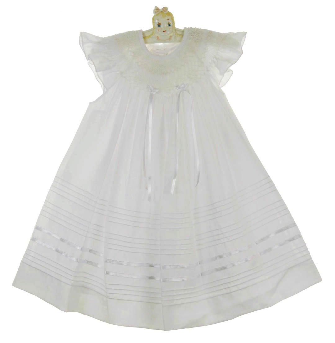 Shop girls dresses at Smocked Auctions. Buy classic smocked and monogrammed children's clothing online for newborns, babies, toddlers, and kids.