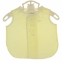 "<img src=""http://site.grammies-attic.com/images/blue-sold-1.gif""> Vintage Pale Yellow Diaper Shirt with Sailboat Embroidery"