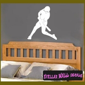 Baseball MC006 Sports Icon Wall Mural Vinyl Decal Sticker SWD