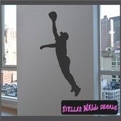 Baseball ST005 Sports Icon Wall Mural Vinyl Decal Sticker SWD
