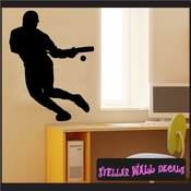 Baseball ST012 Sports Icon Wall Mural Vinyl Decal Sticker SWD