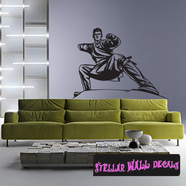 Fighting Decals | Wall Decals | Home Decor | Wall Quotes |  StellarWallDecals.com