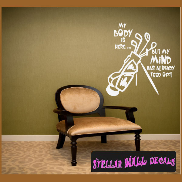 Sport Quote Decals Wall Decals Home Decor Wall Quotes - Custom vinyl wall decals falling off
