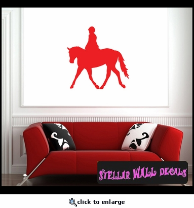 Show Horse NS002 Wall Decal - Wall Sticker - Wall Mural SWD