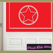 Star Stars Wall Vinyl Decal Sticker StarsMC077 SWD
