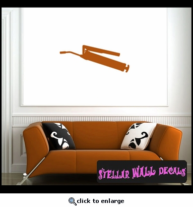 Tools Grease Gun NS001 Wall Decal - Wall Sticker - Wall Mural SWD