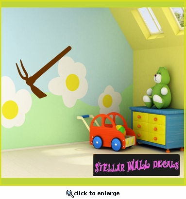Tools Hoehanheld NS001 Wall Decal - Wall Sticker - Wall Mural SWD