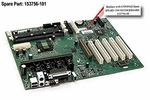 153756-101 Compaq Motherboard Pentium III With IEEE 1394 For Presario