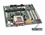 157126-102 Mb Compaq System Board No Processor 5000 Internet Pc