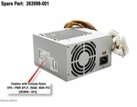 263998-001 Compaq Power Supply - 250 Watts on-Pfc Power Factor Co
