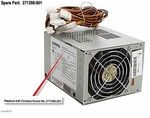 Compaq HP 271398-001 Power Supply - 220 Watt For Presario