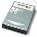 Dell 02D067 floppy drive 3.5 inch 1.44MB