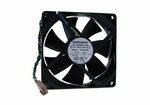 HP 403515-001 DC 12V fan 92x92x25mm - includes cable with 4 pin