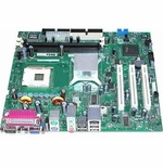 T6229 Dell Motherboard System Board For Dimension 4700C