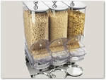 Cereal and Topping Dispensers