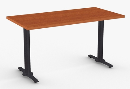 Portofino 60 x 30 Bar Height Training and Task Table with...