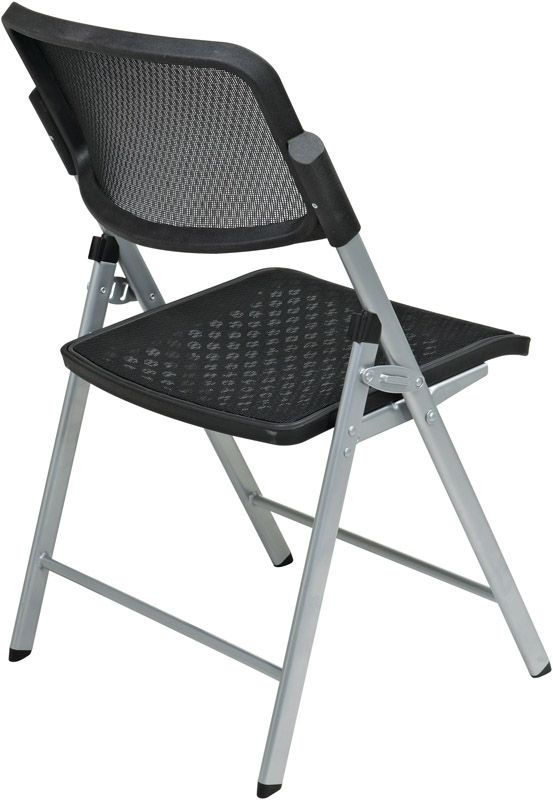 Pro Line Ii Deluxe Progrid 174 Mesh Seat And Back Folding