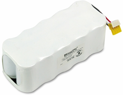 Heavy Duty Rechargeable NiCad Battery Pack - 5''W x 3''D x 8''H [S1465-FS-AMP]