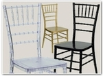 Resin Chiavari Chairs