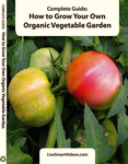 How to Grow Your Own Organic Vegetable Garden DVD