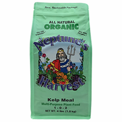 Kelp Meal 4-Pound Bag