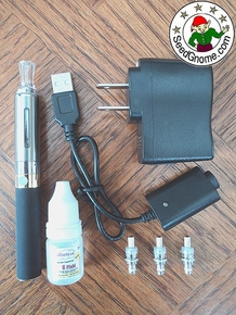High Vapor E Cigarette Kit With Liquid