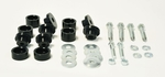 """1/2"""" Drop Body Mount Bushing Kit for 1967 through 1981 Camaro and other GM applications  -  part # 801"""