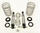 1955-1957 Tri Five Chevy Small Block Single Adjustable QA1 Coilover Kit #GWS-313