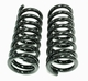 1964, 1965, 1966, 1967, Chevelle, El Camino, Monte Carlo front coil springs big block one inch drop Part # S-5c sold as a pair