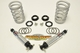 1964-1967 GM A-Body Small Block Single Adjustable Coilover Kit #GWS-301