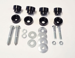 Body Mount Bushing Kit used with Global West Subframe Connectors Part #809