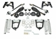 Ford Coil-Over Front End Kit - Street Drag/Small Block (Double Adjustable) part # COMST-6770TV