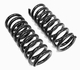 Front Coil Springs (Big Block) 1973-77 Century, Regal, Chevelle, El Camino, Monte Carlo,  Cutlass, 442, Grand Prix, Lemans, Tempest-  part # S-15