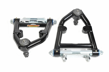 1967, 1968, 1969, 1970, 1971, 1972, 1973 Mustang, upper a-arm kit, improved geometry - Global West suspension