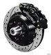Wilwood 13 in Disc Brake Conversion Part #W140-9803D