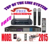 "SINGTRONIC KTV-7000HD PROFESSIONAL 2TB HARD DRIVE KARAOKE WITH UHF-350 WIRELESS MICROPHONE <font color=""#FF0000""><b><i>FREE: 40,000 VIETNAMESE & ENGLISH SONGS</i></b></font>"