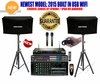 "SINGTRONIC COMPLETE 1000 WATTS PROFESSIONAL KARAOKE SYSTEM SPECIALS <b><i><font color=""#FF0000"">3TB HARD DRIVE FREE 45,000 SONGS</font></i></b> SPECIAL WIFI FUNCTION & HDMI OUTPUT"