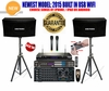 "SINGTRONIC COMPLETE 1500 WATTS PROFESSIONAL KARAOKE SYSTEM SPECIALS <b><i><font color=""#FF0000"">3TB HARD DRIVE FREE 45,000 SONGS</font></i></b> SPECIAL WIFI FUNCTION & HDMI OUTPUT"