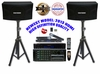 "SINGTRONIC COMPLETE 1000W KARAOKE SYSTEM PACKAGE SPECIAL WITH 50,000 SONGS <font color=""#FF0000""><b><i>NEWEST MODEL: 2013 HD SOUND</i></b></font>"