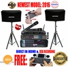 """SINGTRONIC COMPLETE 1000W KARAOKE SYSTEM PACKAGE SPECIALS WITH 40,000 SONGS KARAOKE <i><b><font color=""""#FF0000"""">NEWEST MODEL: 2016 BUILT IN USB RECORDING</font></b></i>"""