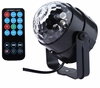 "SINGTRONIC L.E.D PARTY DISCO BALL LIGHT WITH REMOTE CONTROL & SYNC MUSIC <font color=""#FF0000""><i><b>MODEL: 2017</b></i></font>"