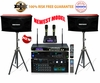 "SINGTRONIC PROFESSIONAL COMPLETE 2000 WATTS KARAOKE SYSTEM <font color=""#FF0000""><b><i>MODEL: 2014 LOADED OVER 35,000 VOCALS SONGS</i></b></font> WIFI & HDMI OUTPUT"