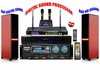 "SINGTRONIC PROFESSIONAL COMPLETE 3000 WATTS KARAOKE SYSTEM <font color=""#FF0000""><b><i>MODEL: 2013 DOUBLE WOOFER SUPER TWEETERS</i></b></font> FREE: 50,000 SONGS & HDMI OUTPUT"