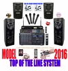 """SINGTRONIC PROFESSIONAL COMPLETE 3000 WATTS KARAOKE SYSTEM <font color=""""#FF0000""""><b><i>TOP OF THE LINE MODEL: 2016 SUPER TWEETERS & MONSTER BASS W/ Wifi Android & Recording Function</i></b></font> FREE: 50,000 SONGS & HDMI OUTPUT"""