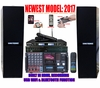 "SINGTRONIC PROFESSIONAL COMPLETE 3000 WATTS KARAOKE SYSTEM <font color=""#FF0000""><b><i>TOP OF THE LINE MODEL: 2017 SUPER TWEETERS & MONSTER BASS W/ 3.5"" LCD Screen & Recording Function</i></b></font> FREE: 50,000 SONGS & HDMI OUTPUT"