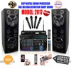 "SINGTRONIC PROFESSIONAL COMPLETE 3000 WATTS KARAOKE SYSTEM <font color=""#FF0000""><b><i>NEWEST MODEL: 2017 SUPER TWEETERS & MONSTER BASS Built in Wifi & Android System</i></b></font> FREE: 50,000 SONGS & HDMI OUTPUT"