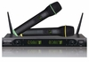 "SINGTRONIC UHF-550MKII PROFESSIONAL DUAL UHF SIGNAL WIRELESS MICROPHONE <font color=""#FF0000""><b><i>NEWEST MODEL: 2015</i></b></font>"
