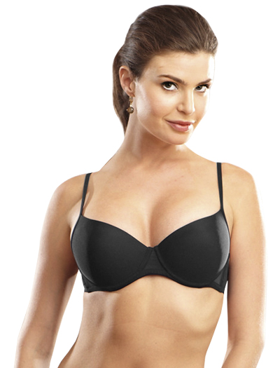 Addiction Nouvelle Push Up Contour Bra AD13-03 - Black